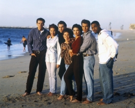 Sunset Beach Promotional (Ashley Hamilton, Sarah Buxton, Clive Robertson, Susan Ward, Laura Harring, Hank Cheyne, Jason Winston George