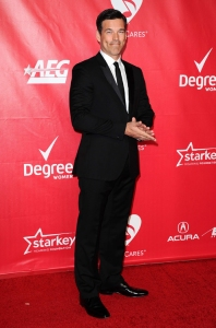 Eddie Cibrian at MusiCares Person Of The Year Gala, January 24, 2014
